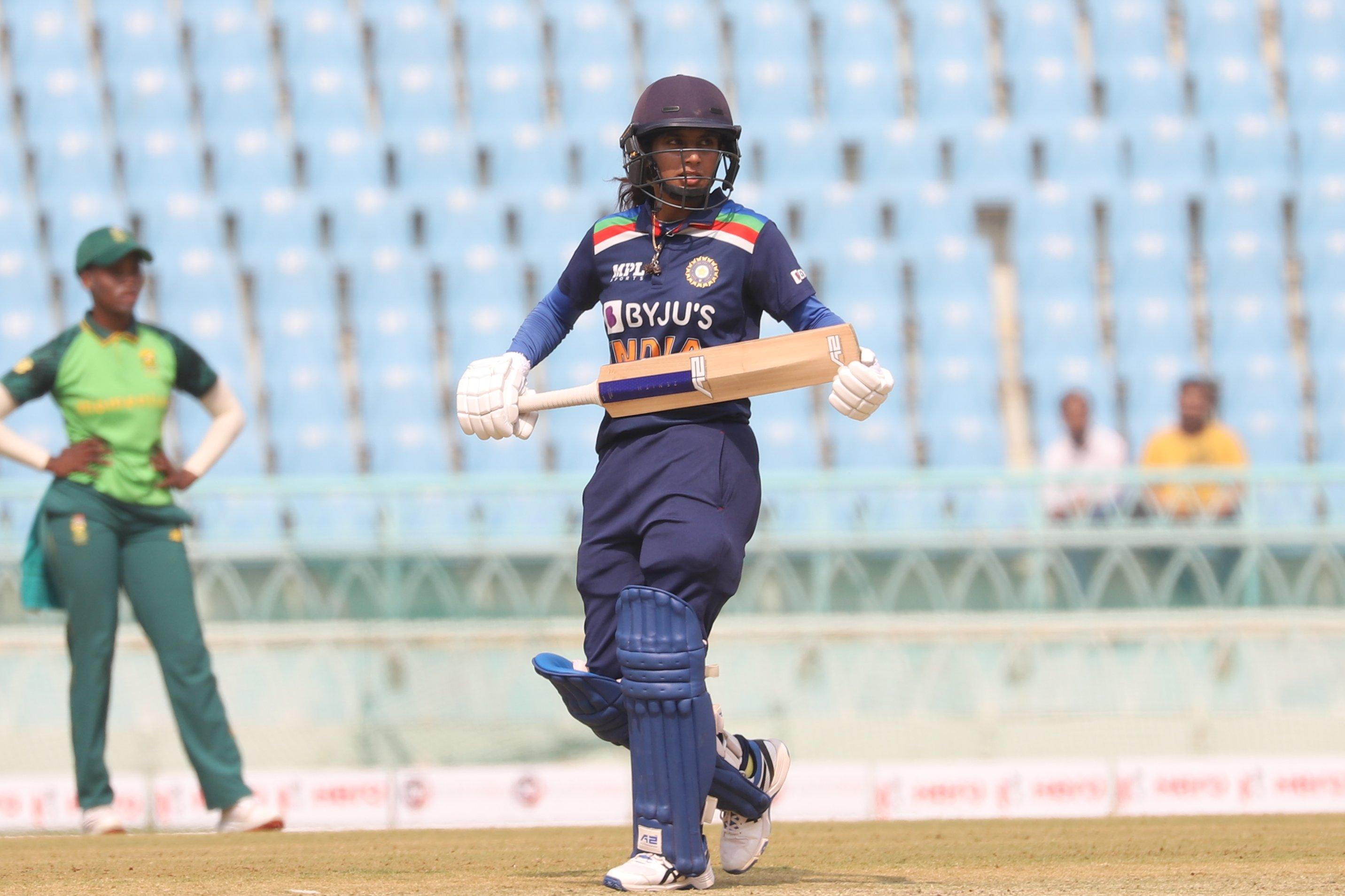 Mithali Raj | BCCI Women Twitter