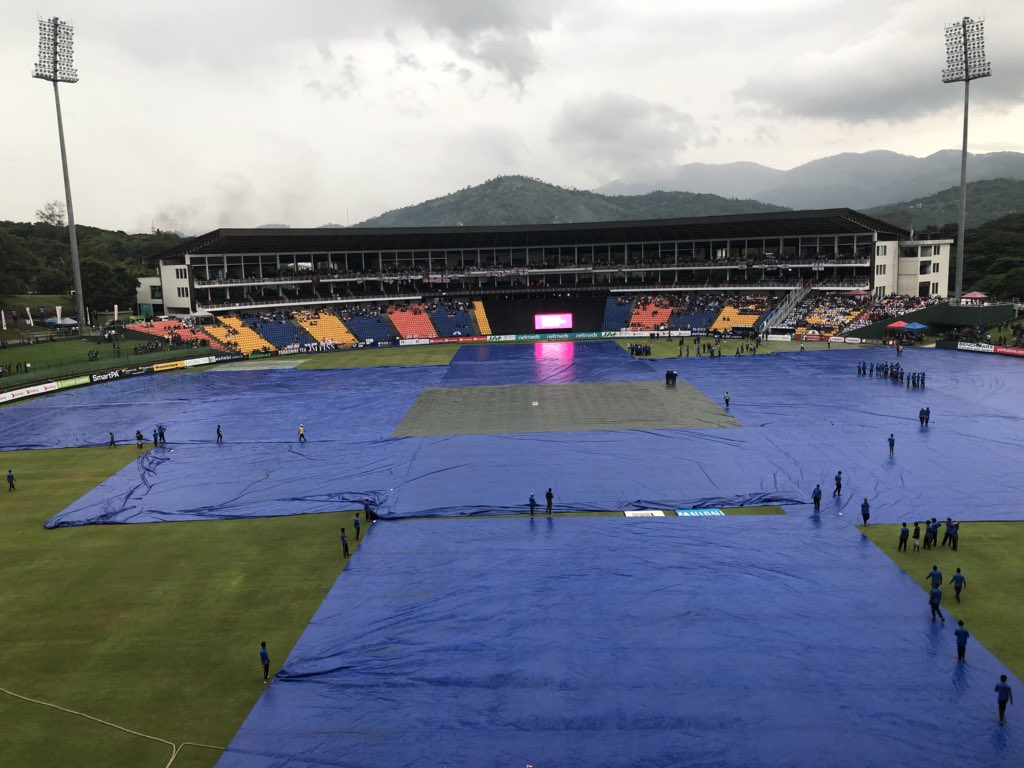 All three ODIs have been affected by rain in Sri Lanka | Getty Images
