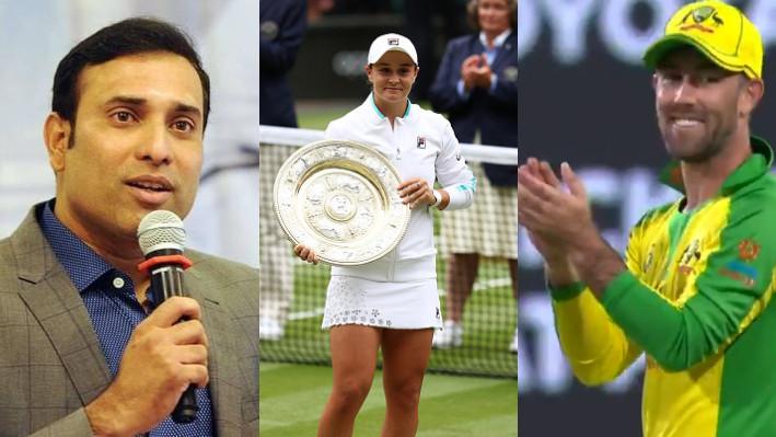 Cricket fraternity congratulates Ash Barty on Wimbledon win