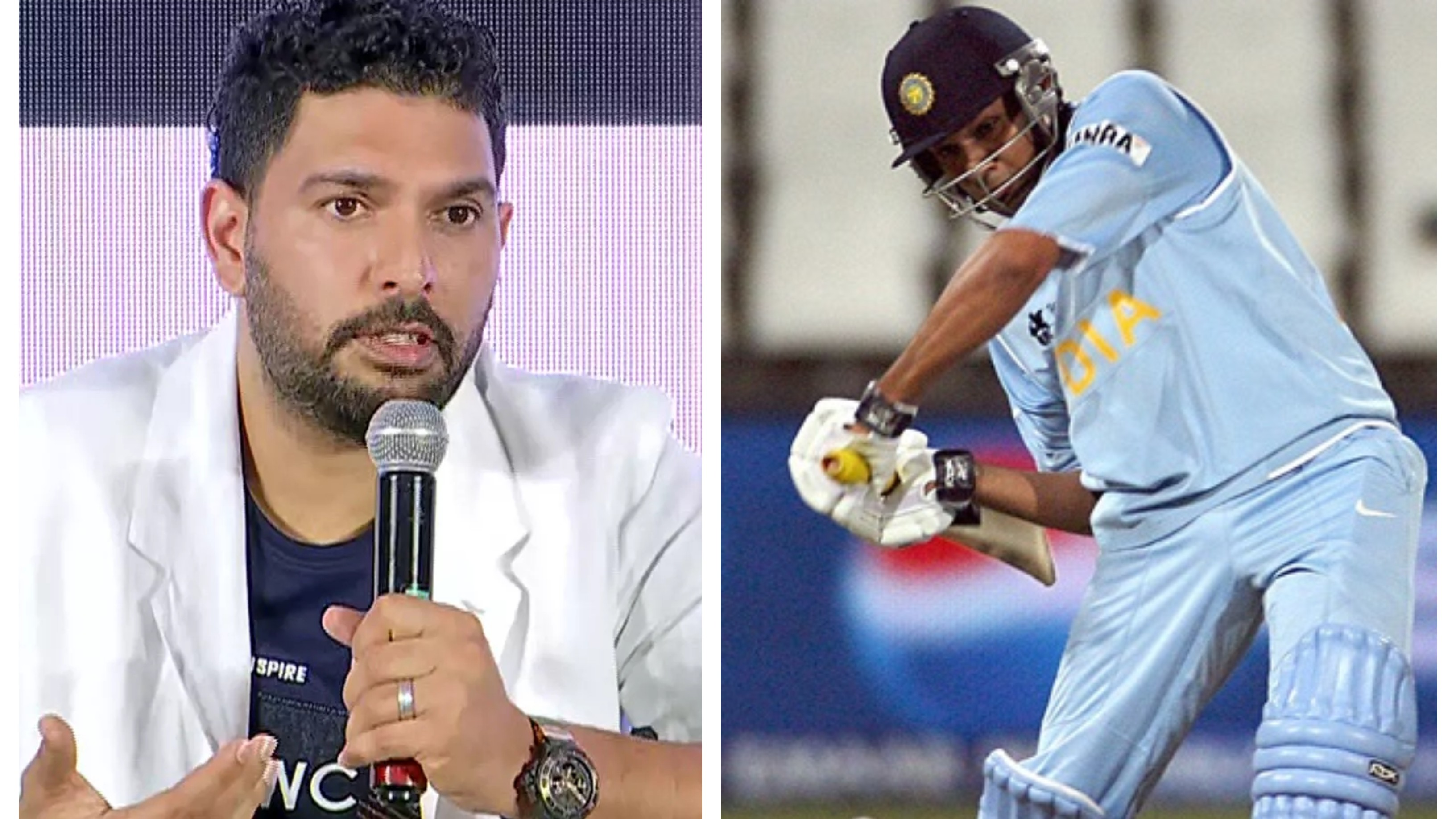 Yuvraj terms Rohit's 16-ball 30* in 2007 T20 World Cup final as most important knock of the tournament
