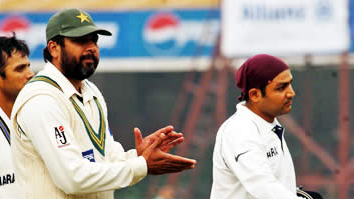 Virender Sehwag  recalls a funny incident from Inzamam-ul-Haq
