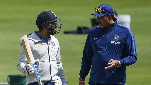 AUS v IND 2020-21: WATCH - Ravi Shastri speaks on Rohit Sharma's absence from the Indian squad
