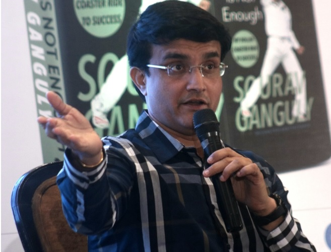 Sourav Ganguly | IANS