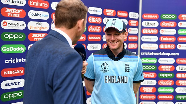 """CWC 2019: """"It is a massive leap from where we were in 2015"""", says England skipper Eoin Morgan"""