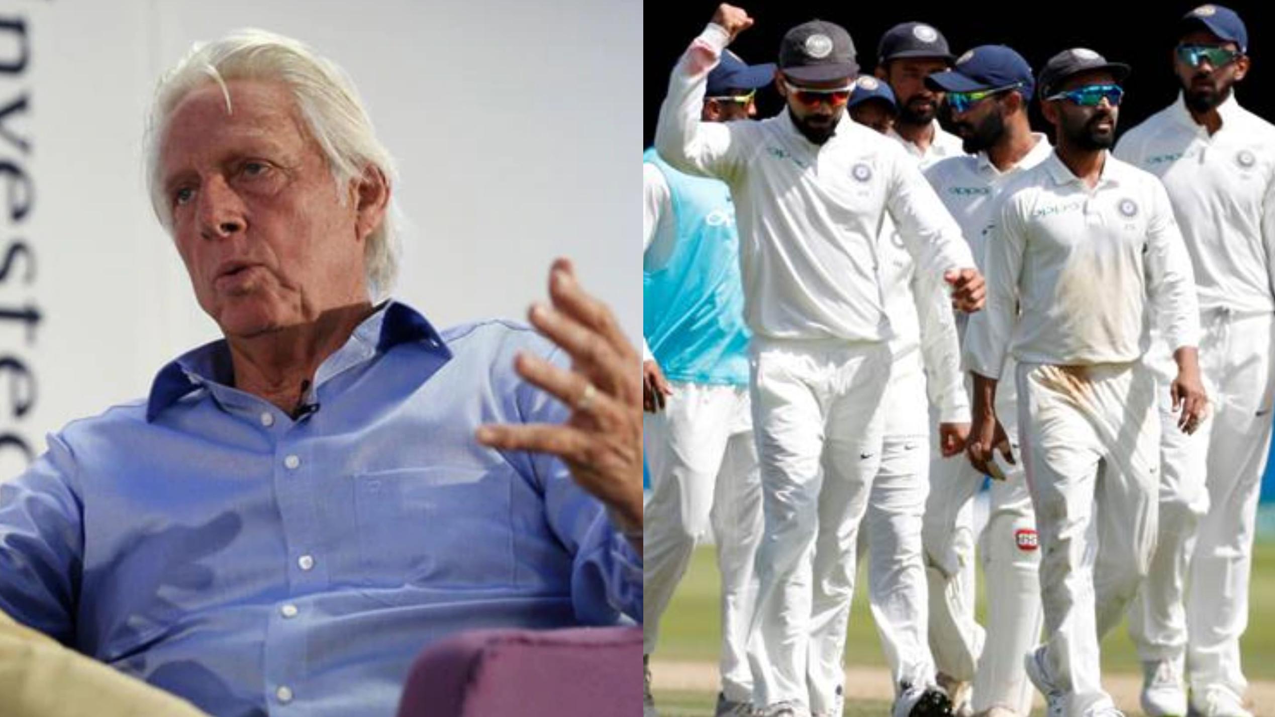 जेफ थॉमसन के अनुसार टीम इंडिया, स्मिथ और वार्नर के बिना ऑस्ट्रेलिया में जीत की हैं प्रबल दावेदार