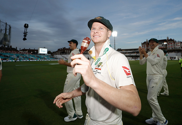Smith admitted his body had shut down during Ashes | Getty Images