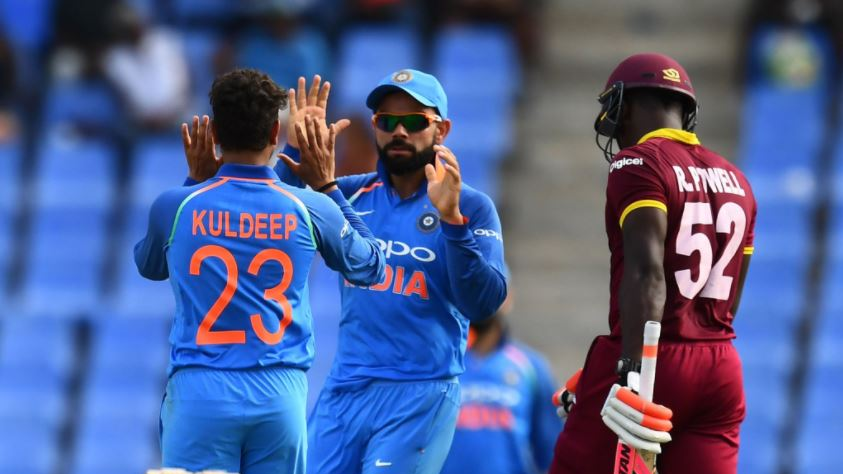 India to play hosts to West Indies in Oct-Nov, 2018; venues to be announced later