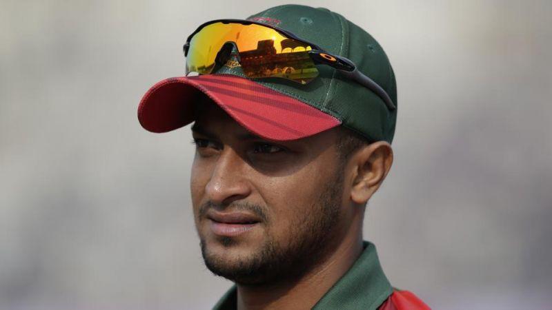 शाकिब अल हसन को निदास ट्रॉफी के फाइनल मैच में श्रीलंका के प्रशंसकों ने किया परेशान