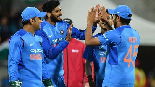 NZ v IND 2019: COC Predicted Team India Playing XI for third T20I