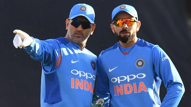 MS Dhoni and Virat Kohli bat for a mental conditioning coach to help the Indian Team