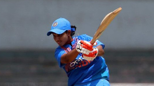 Anuja Patil's all-round show gives India Women 3-0 lead against SL women with a 7 wicket win