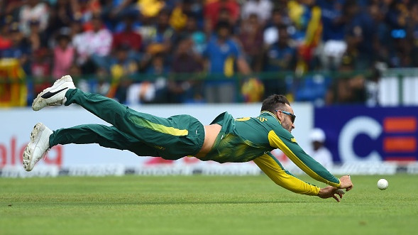 Shoulder injury rules out Faf du Plessis from the remainder Sri Lanka tour