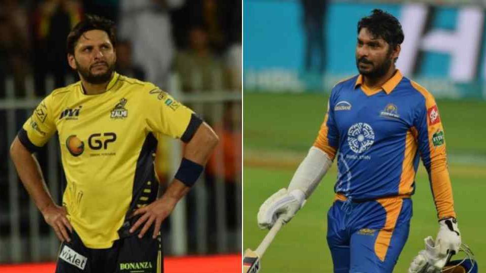 Franchises release Shahid Afridi, Pollard, and Sangakkara for PSL 2019 draft