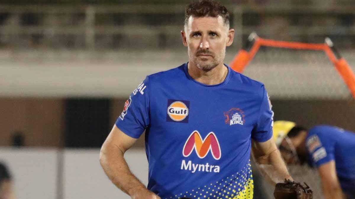 IPL 2021: CSK batting coach Michael Hussey contracts COVID-19, samples being redone – Report