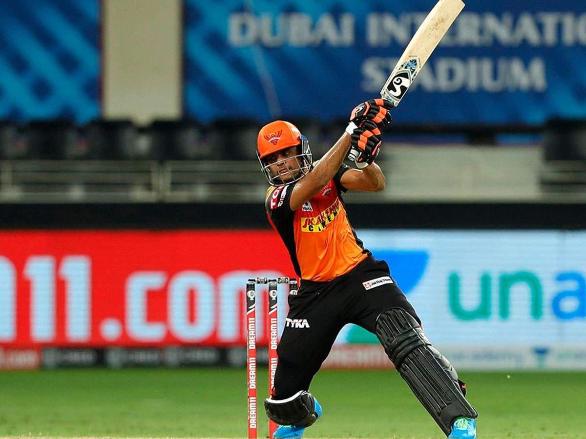 Priyam Garg managed one fifty in IPL 2020  | BCCI/IPL