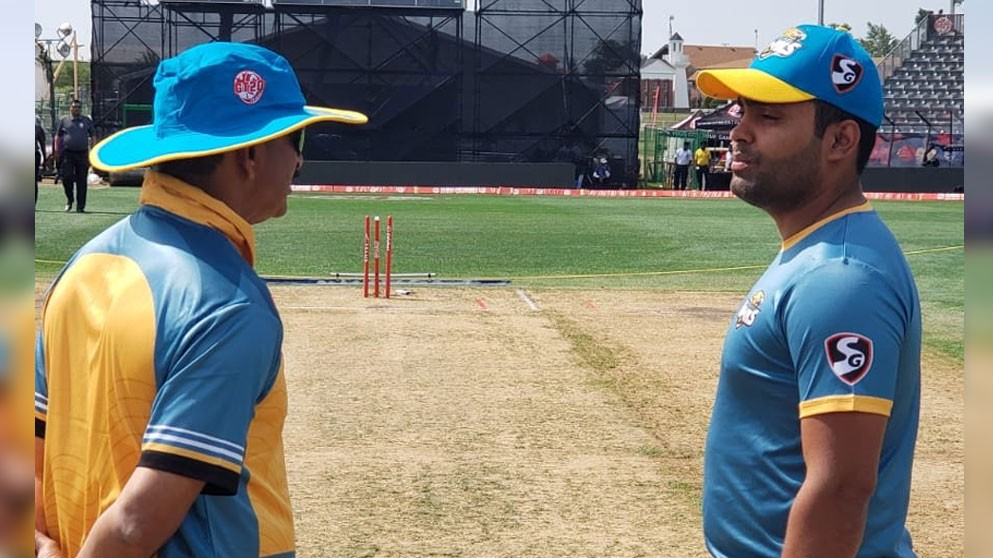 GT20 Canada 2019: Umar Akmal informs about match fixing approach by team official and former international cricketer Mansoor Akhtar