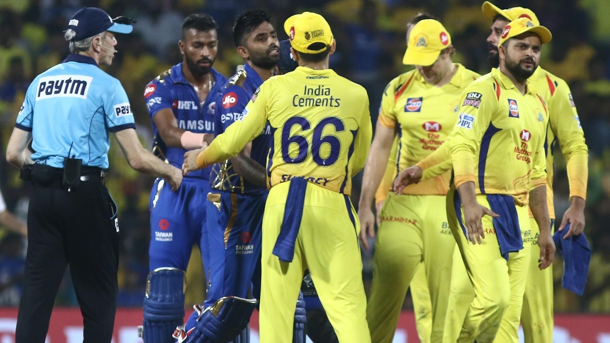 IPL 2020: BCCI's SOP recommends use of vacant stands as extended dressing rooms