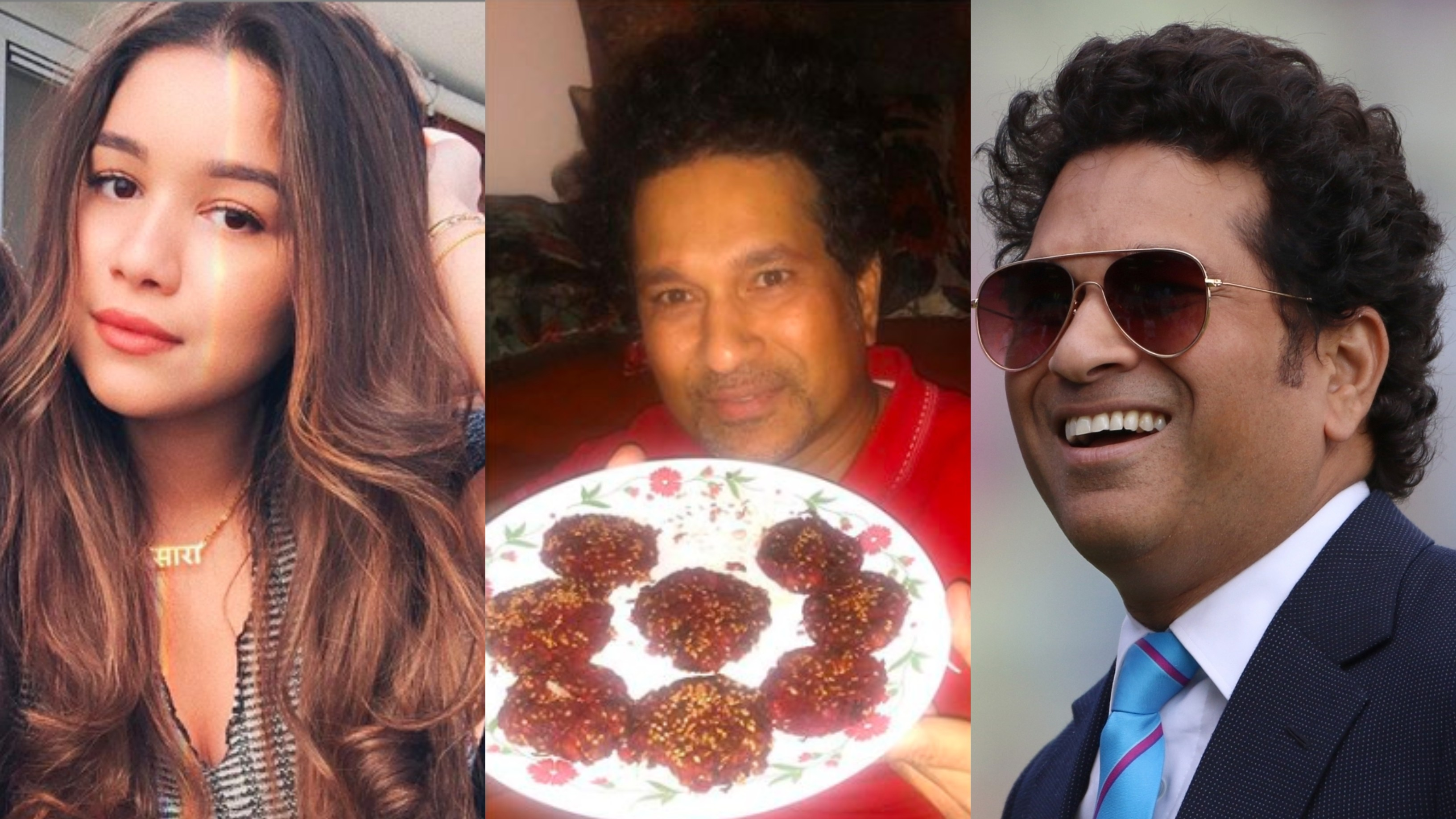 Sachin Tendulkar shares photos of