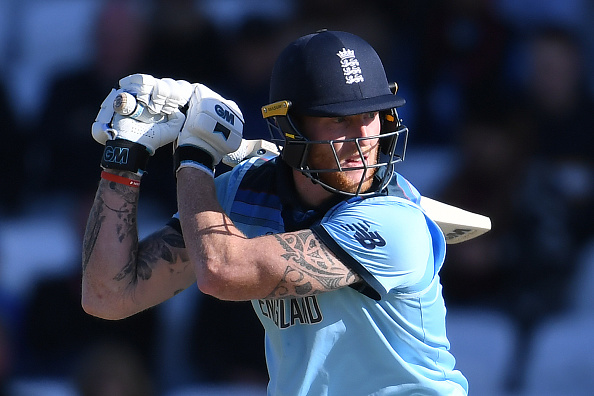 Ben Stokes played a superlative innings of 82* | Getty