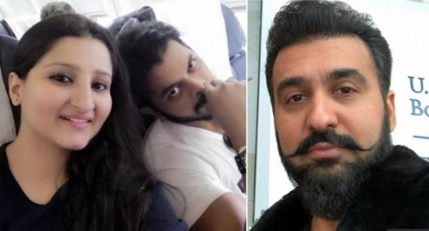 S Sreesanth's wife took on Raj Kundra, his former boss | GETTY