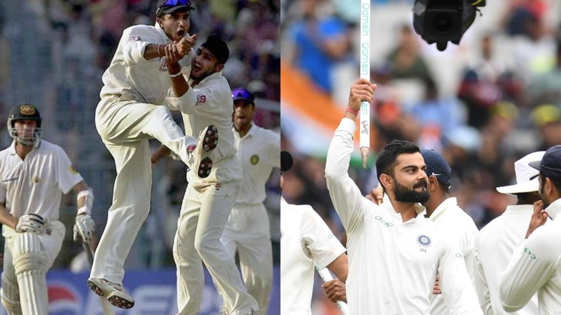 Best combined India Test XI from Sourav Ganguly and Virat Kohli captaincy eras