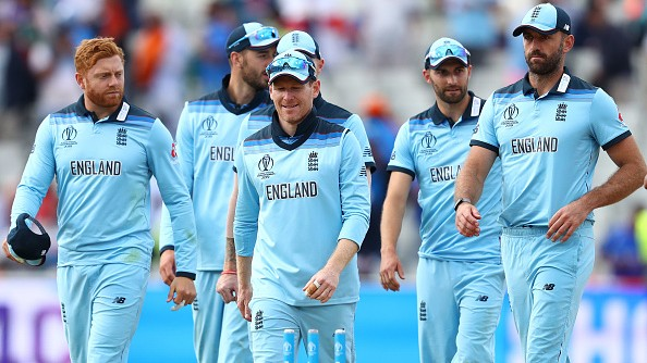 Morgan open to England fielding two teams on same day under cramped schedule