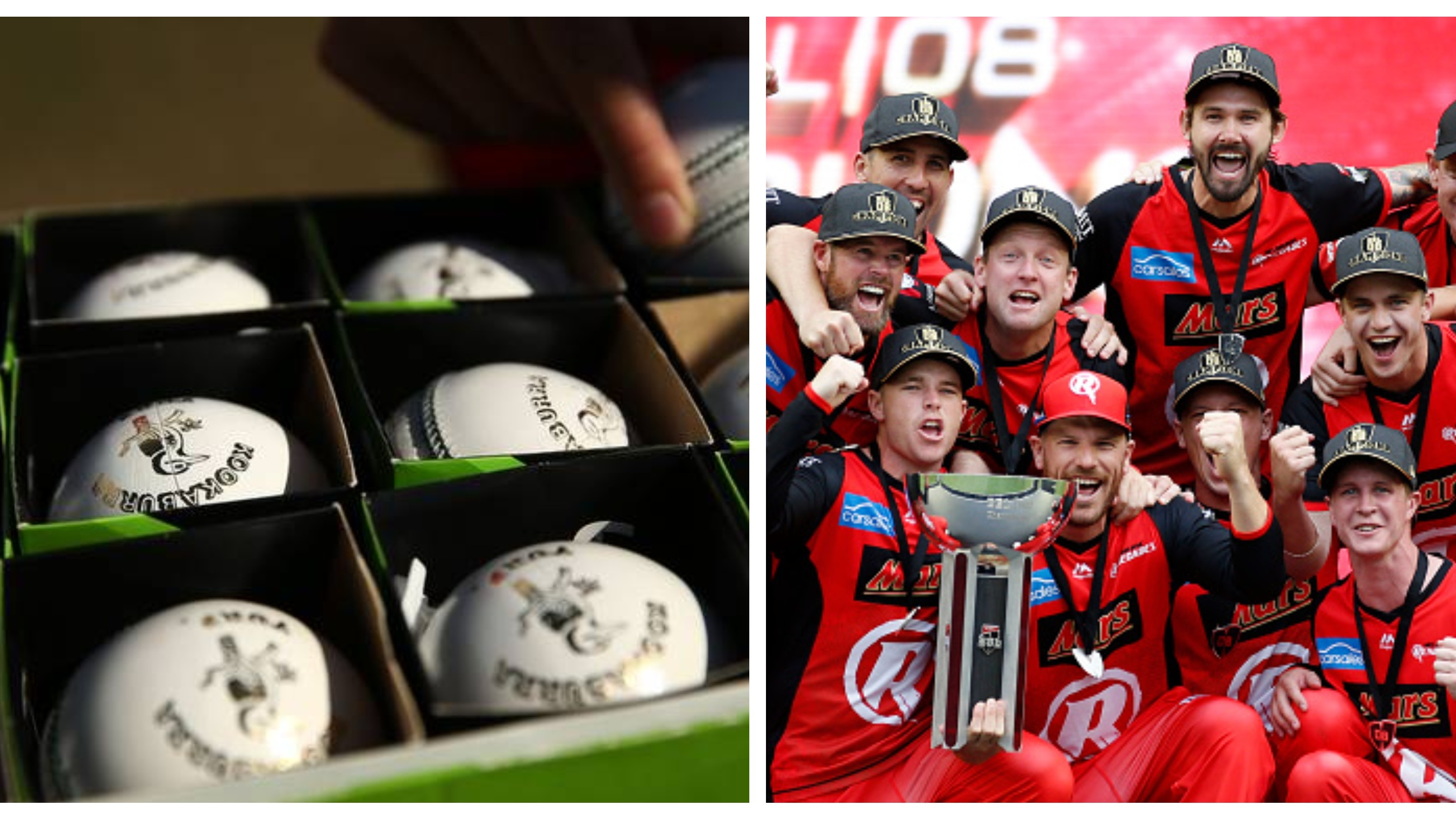 BBL set for introduction of Microchipped cricket balls