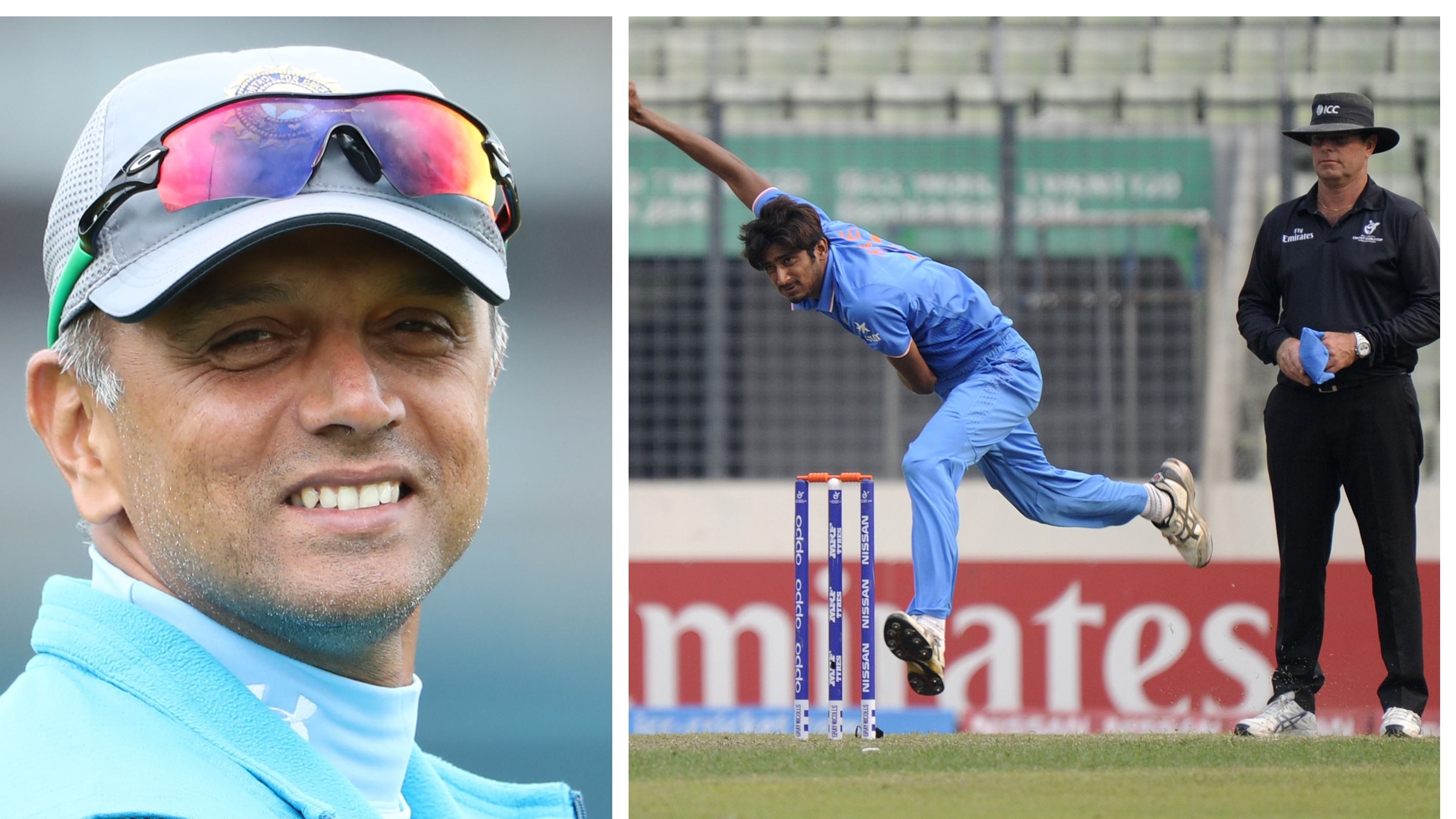 Asia Cup 2018: Rahul Dravid turned my career around, says Khaleel Ahmed