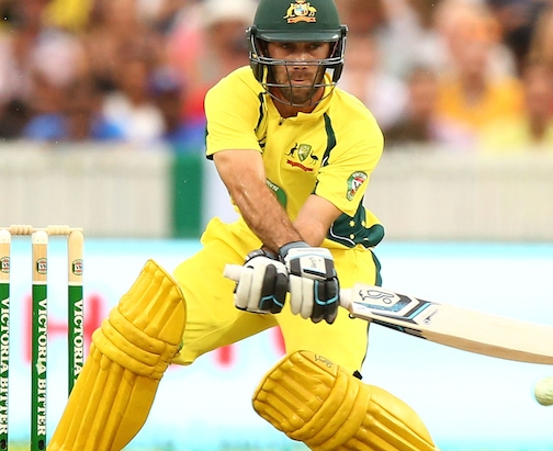 Smith had told Maxwell to stick to basics rather than trying funky stuff | Getty
