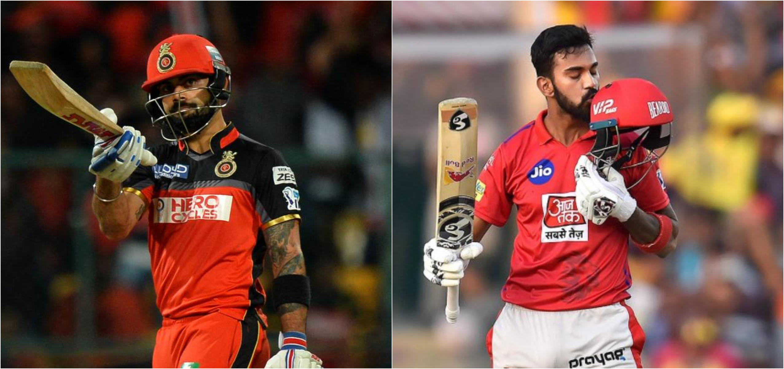 RCB and KXIP will be playing their second game
