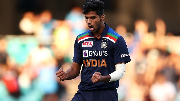 AUS v IND 2020-21: Washington Sundar likely to make his Test debut in Brisbane, says report