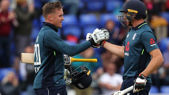 ENG v PAK 2019: Buttler demoralises the top-order batsmen by demolishing attacks, says Jason Roy