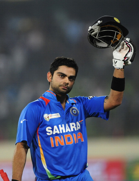 Virat Kohli holds the record for the highest score by a batsman in Asia Cup history - 183 | Getty