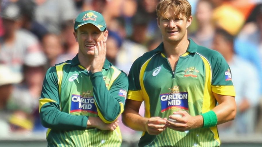 Shane Watson and George Bailey to help draft a charter of behaviour for Australia