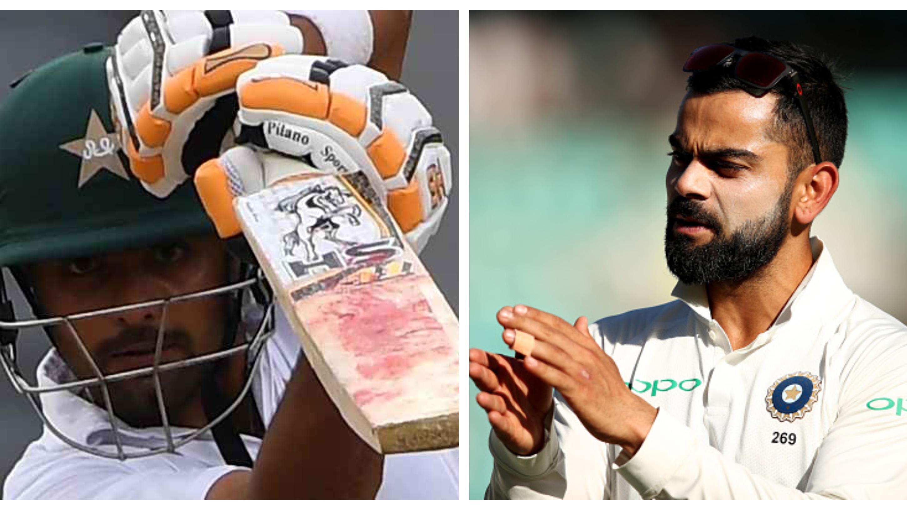 Babar Azam finds comparisons with Virat Kohli