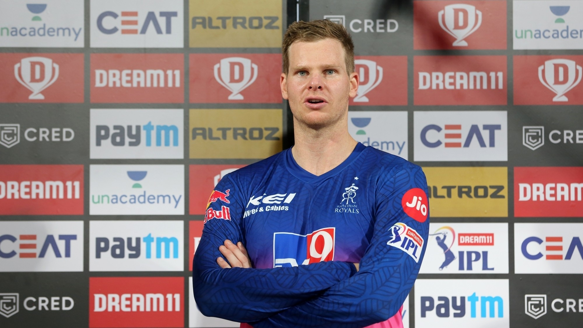 IPL 2020: Steve Smith disappointed with his own form as RR suffer fourth successive loss