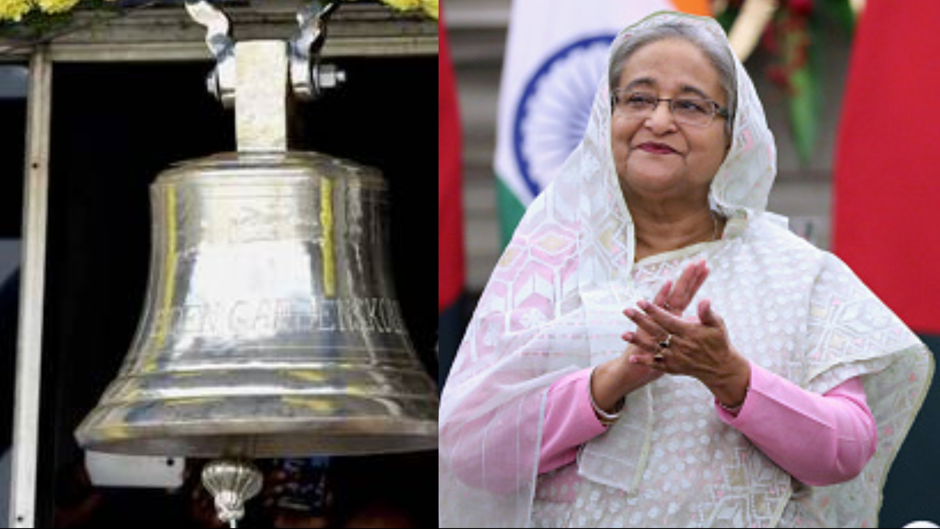 IND v BAN 2019: Bangladesh PM Sheikh Hasina to ring the Eden bell for historic day-night Test