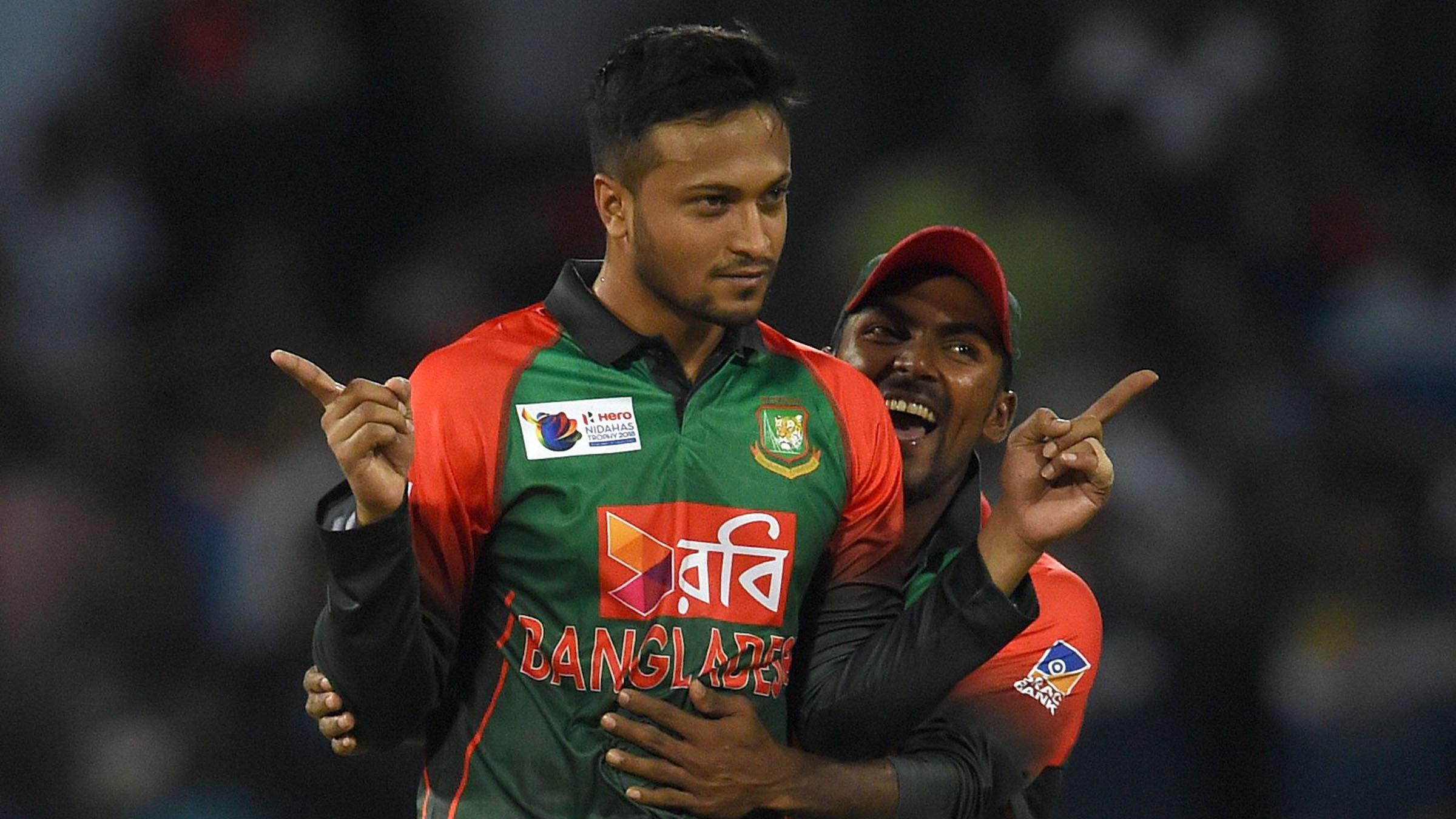 शाकिब-अल-हसन के अनुसार उन्होंने अपने बल्लेबाज़ों को मैदान से वापस नहीं बुलाया था