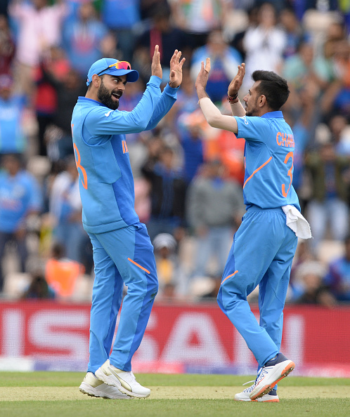 CWC 2019: Yuzvendra Chahal feels chess helps him to predict