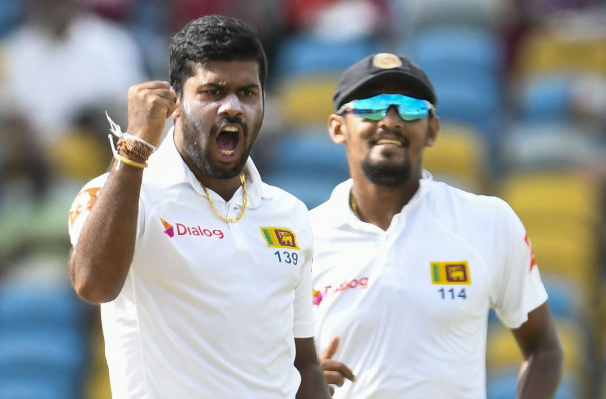 Lahiru Kumara ruled out of second Test against Australia | Getty Images