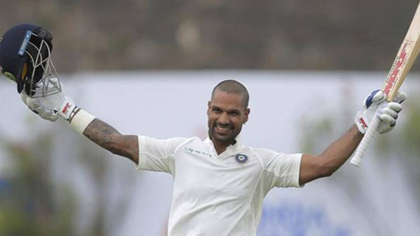 IND v AFG 2018: Cricket fraternity lauds Shikhar Dhawan, as he smashes a century before lunch