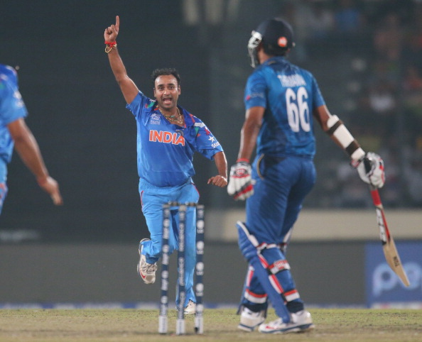 Amit Mishra | Getty Images