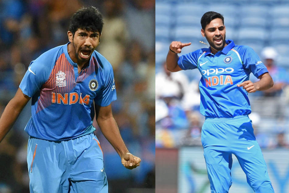 Skipper Virat Kohli was forced to take the services of Bhuvneshwar and Bumrah as the Indian bowlers conceded more than 300+ in the first two ODIs
