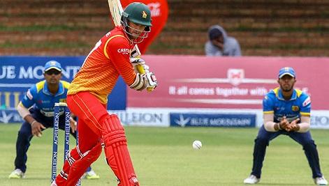 Sri Lanka vs Zimbabwe | AFP
