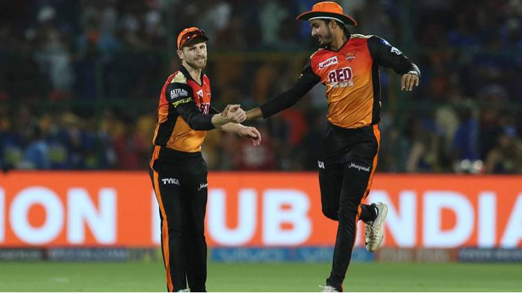 IPL 2018: SRH thrived under-pressure against RR, says Kane Williamson