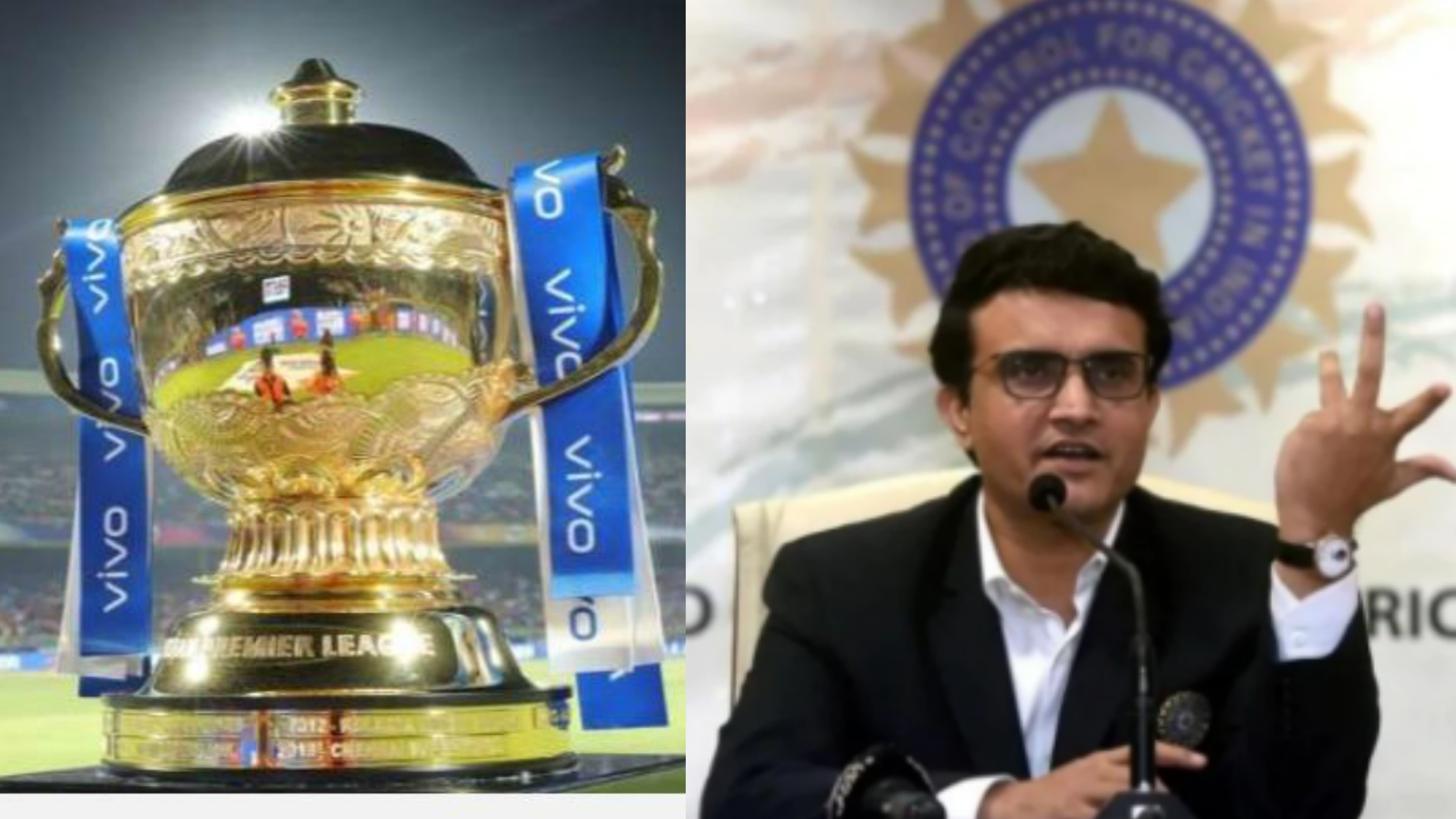 IPL 2020: Spot-Fixing case petitioner asks BCCI President Sourav Ganguly to host IPL in India
