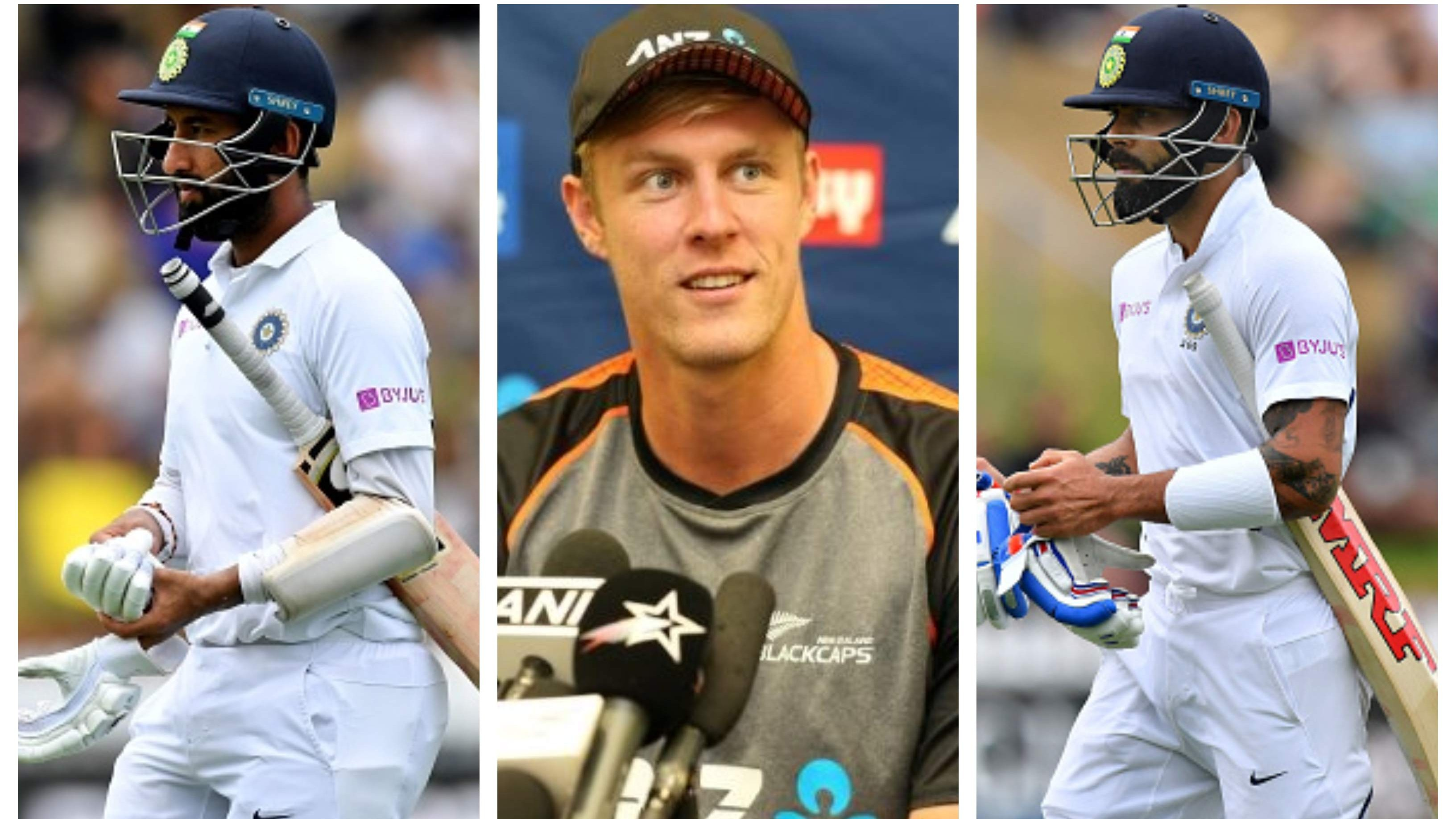 NZ v IND 2020: Kyle Jamieson over the moon after claiming prized scalps of Kohli and Pujara
