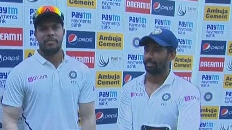 IND v SA 2019: Umesh Yadav admits he owes Wriddhiman Saha a treat for amazing catches off his bowling