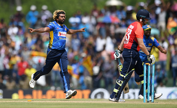 Even though they won at Dambulla, England and Chris Woakes are worried about the threat of Lasith Malinga | Getty