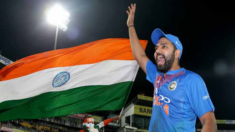 Fake FB Wall: Rohit Sharma reveals why Bangladesh couldn't defeat India in the finals